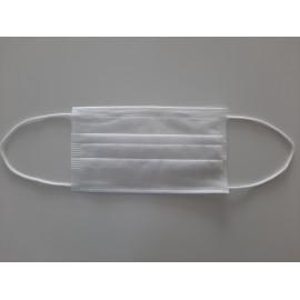 Set 10 buc. - Masca protectie medicala/ chirurgicala de unica folosinta, triplustrat/3 pliuri cu elastic