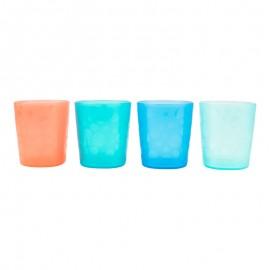 Set pahare colorate pentru copii (4pack)