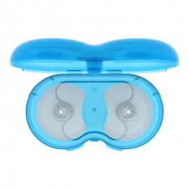 Protectii pentru mamelon cu carcasă sterilizantă, 2 Pack (marimea 1)