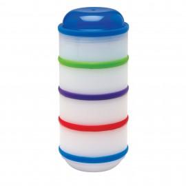 Recipiente pentru depozitarea hranei BPA Free (4 pack)