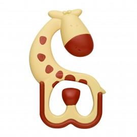 Jucarie dentitie in forma de girafa