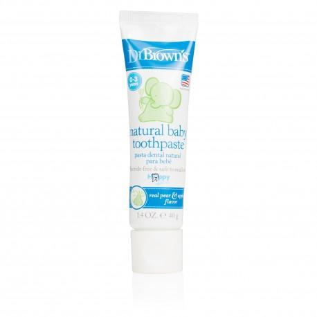 Pasta naturala de dinti pentru copii